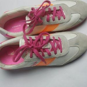 Coach sneakers/ Coach Tennis Shoes
